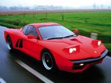 Images of Zagato Ferrari FZ93 Concept 1993