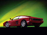 Photos of Ferrari 512 Testarossa 1987–92