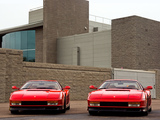 Photos of Ferrari 512 Testarossa US-spec 1987–92