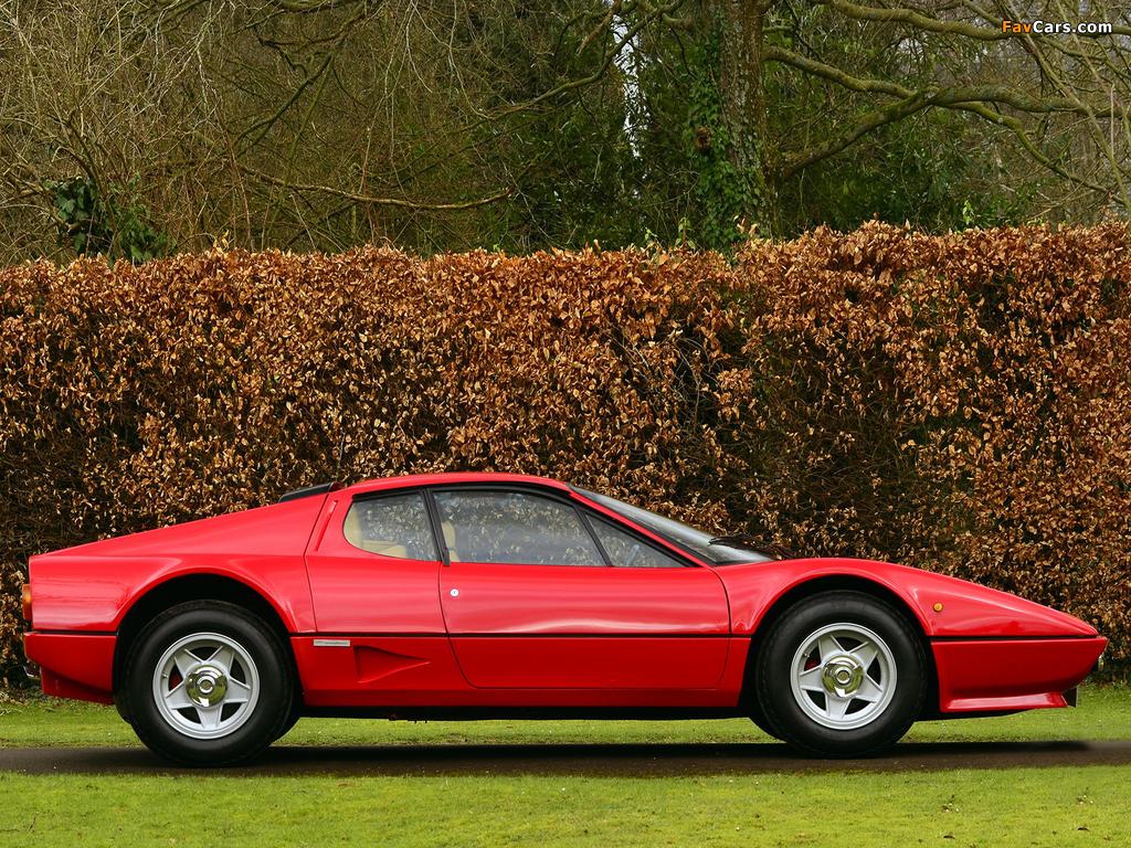 Pictures of Ferrari 512 BBi 1981–84 (1024 x 768)