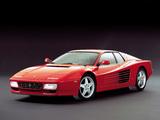 Pictures of Ferrari 512 TR 1992–94