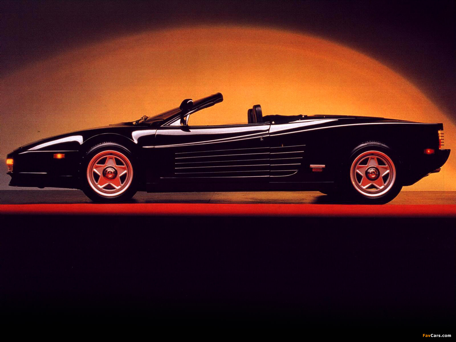 1985 ferrari testarossa wallpaper - photo #6