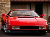 Ferrari 512 Testarossa US-spec 1987–92 wallpapers