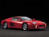 Ferrari 512 M 1995–96 wallpapers