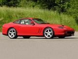 Ferrari 550 Maranello 1996–2002 images