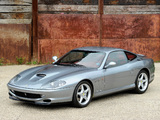 Ferrari 550 Maranello 1996–2002 photos