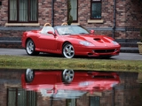 Ferrari 550 Barchetta 2000–01 pictures