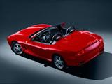 Ferrari 550 Barchetta 2000–01 wallpapers