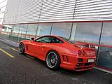 Sbarro Ferrari 550 Maranello 2002 images