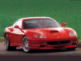 Sbarro Ferrari 550 Maranello 2002 wallpapers