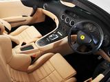 Ferrari 550 GTZ Barchetta 2009–10 wallpapers