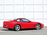 Images of Ferrari 550 Maranello 1996–2002