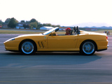 Images of Ferrari 550 Barchetta 2000–01