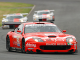 Images of Ferrari 550 GTS Maranello 2001–04