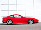Pictures of Ferrari 550 Maranello 1996–2002