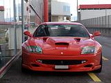 Pictures of Sbarro Ferrari 550 Maranello 2002