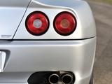 Ferrari 575 M Maranello F1 2001–06 wallpapers