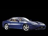 Ferrari 575 M Maranello 2002–06 images