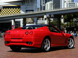 Ferrari 575 Superamerica AU-spec 2005–06 images