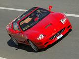Ferrari 575 Superamerica 2005–06 photos