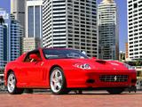 Ferrari 575 Superamerica AU-spec 2005–06 pictures