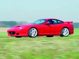 Novitec Rosso Ferrari 575 Maranello images