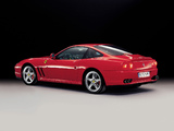 Photos of Ferrari 575 M GTC Handling 2005–06
