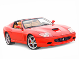Photos of Ferrari 575 Superamerica 2005–06