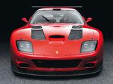 Pictures of Ferrari 575 GTC 2004–05