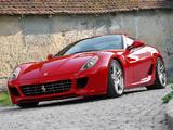 Novitec Rosso Ferrari 599 GTB Fiorano 2006 photos