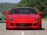 Novitec Rosso Ferrari 599 GTB Fiorano 2006 pictures