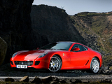 Ferrari 599 GTB Fiorano UK-spec 2006–12 pictures