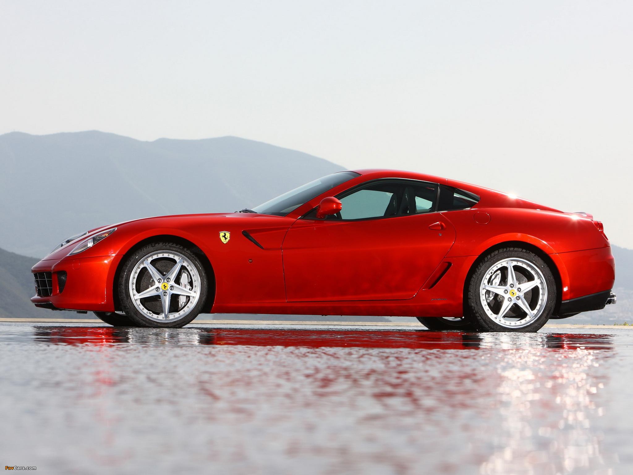 Ferrari 599 Gtb Fiorano Hgte 2009 12 Images 2048x1536