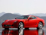 Ferrari 599 GTB Fiorano HGTE 2009–12 photos
