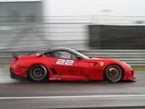 Ferrari 599XX 2009 pictures