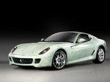 Ferrari 599 GTB Fiorano HGTE China Limited Edition 2009 wallpapers