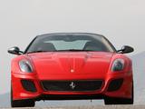 Ferrari 599 GTO 2010 images