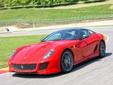Ferrari 599 GTO 2010 photos