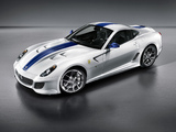 Ferrari 599 GTO 2010 wallpapers