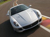 Photos of Ferrari 599 GTB Fiorano 2006–12