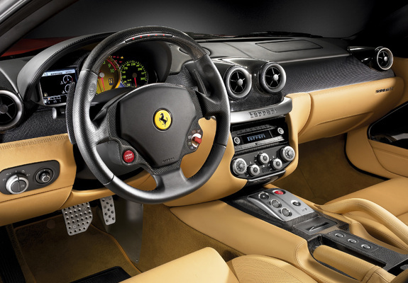 Pictures Of Ferrari 599 Gtb Fiorano 200612