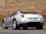 Pictures of Ferrari 599 GTB Fiorano 2006–12