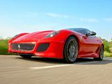 Pictures of Ferrari 599 GTO 2010