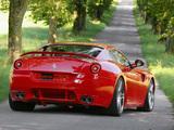 Novitec Rosso Ferrari 599 GTB Fiorano 2006 wallpapers