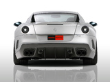 Novitec Rosso Ferrari 599 GTO 2011 wallpapers