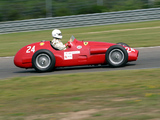 Ferrari 625 1954–55 images
