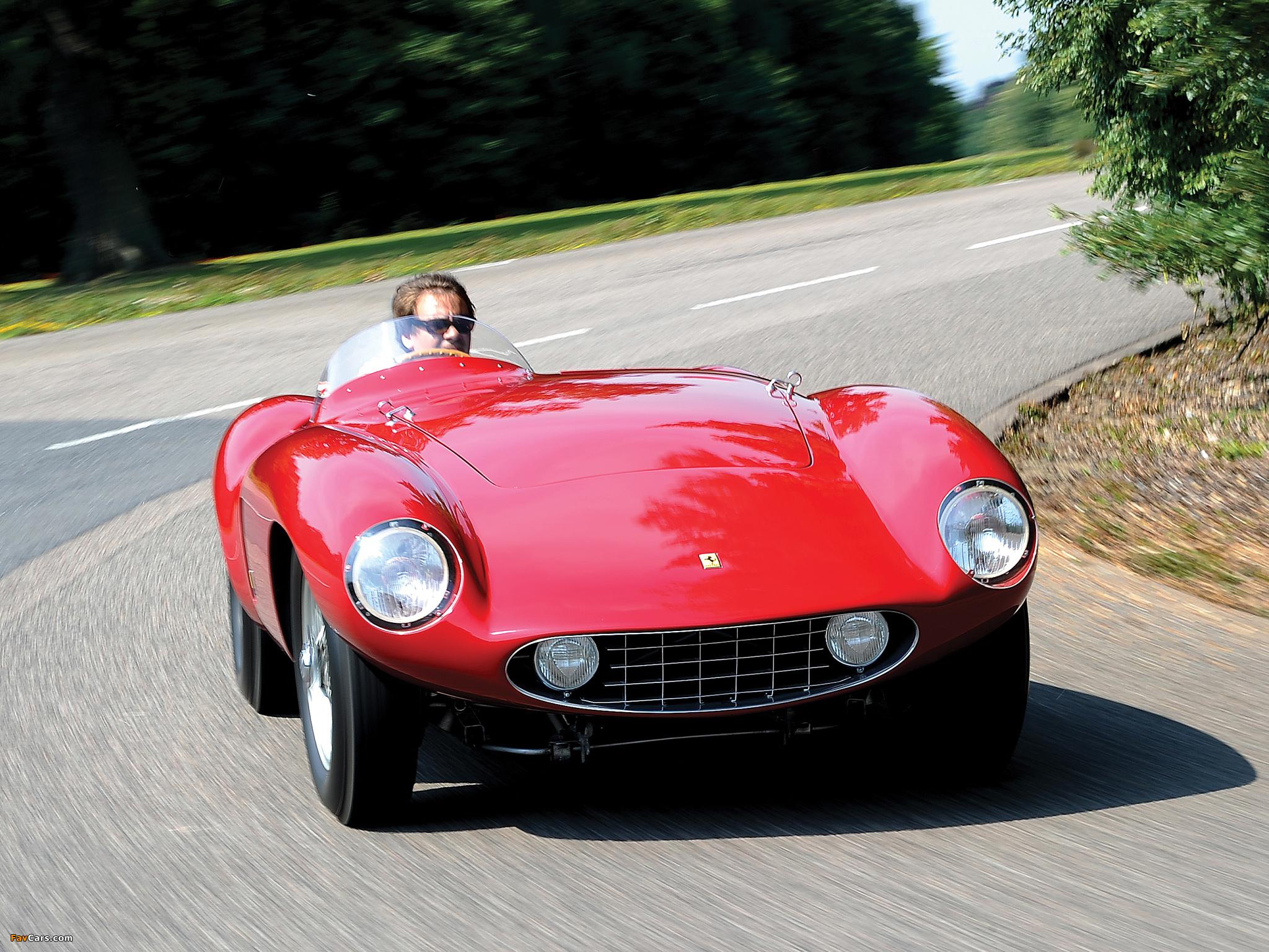 Ferrari 750 Monza 1954–55 pictures (2048 x 1536)