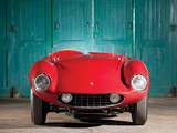 Ferrari 750 Monza 1954–55 wallpapers