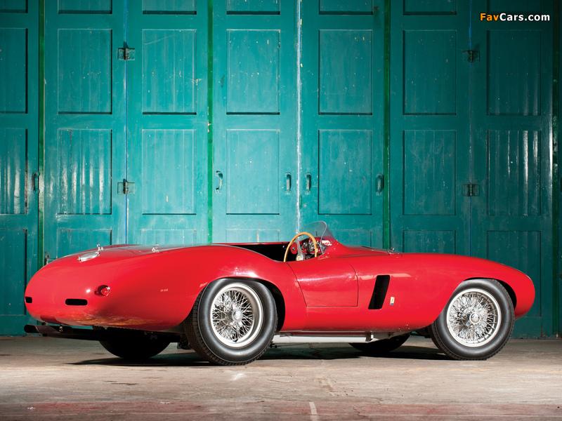 Ferrari 750 Monza 1954–55 wallpapers (800 x 600)