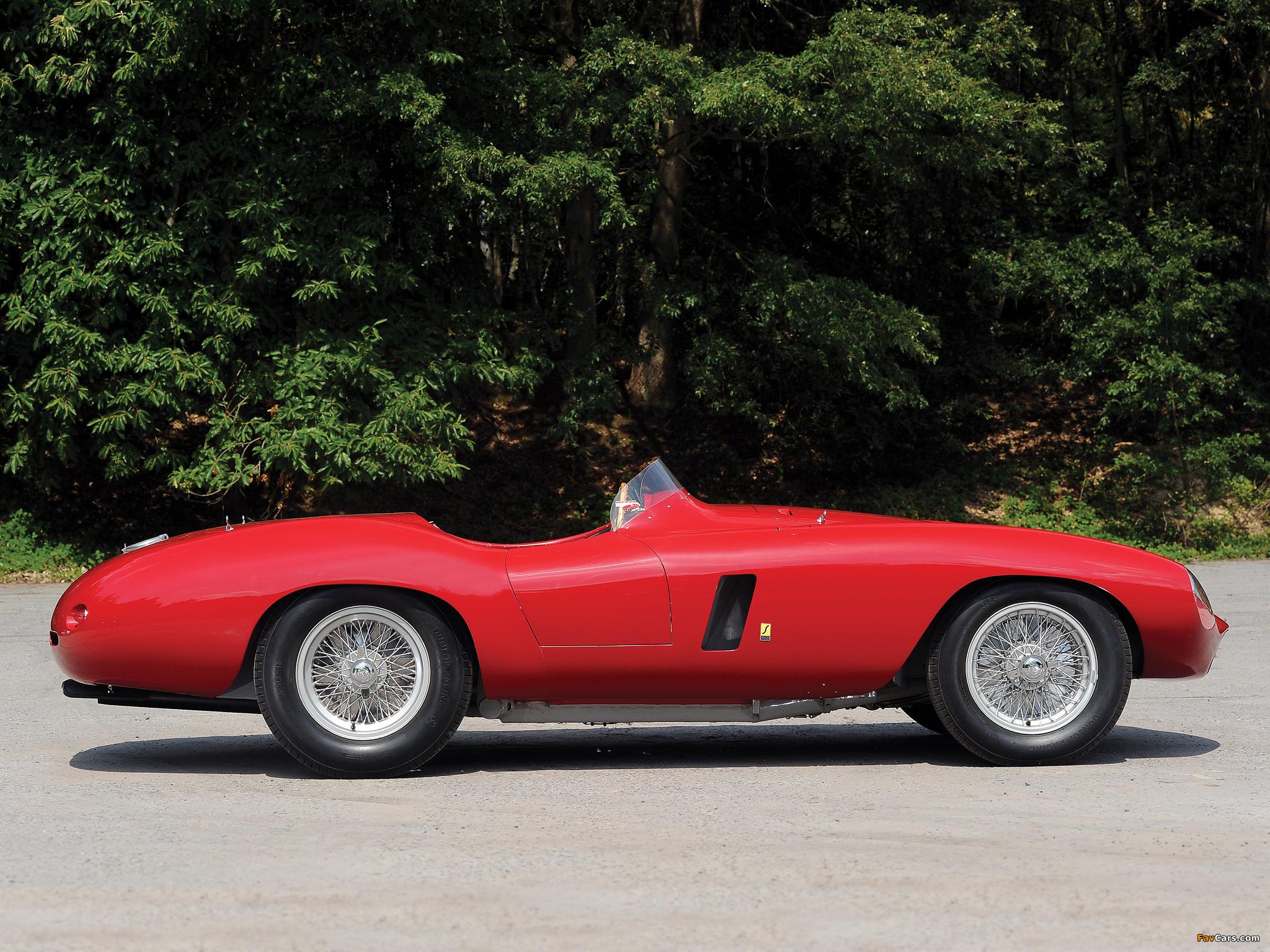Ferrari 750 Monza 1954–55 wallpapers (2048 x 1536)